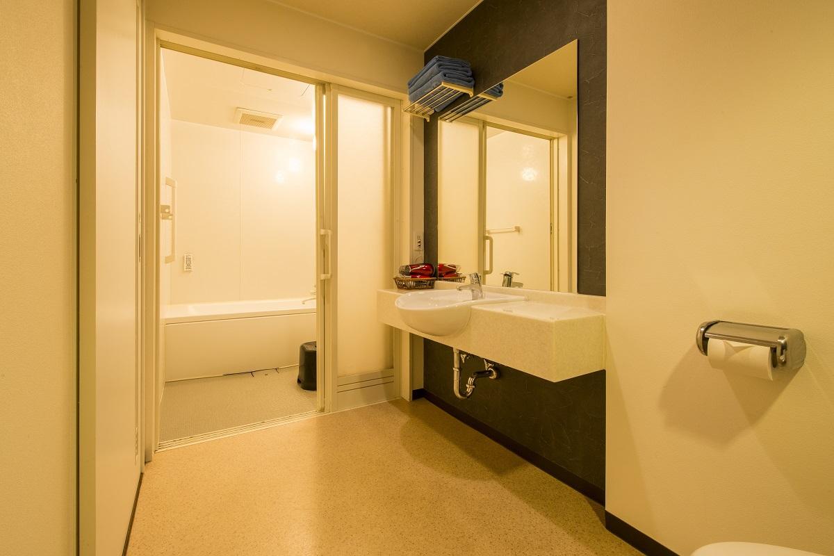 VIPルーム・洗面台