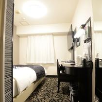 シングル(プレミア)広さ13㎡〜/ベッド幅120cm×1台