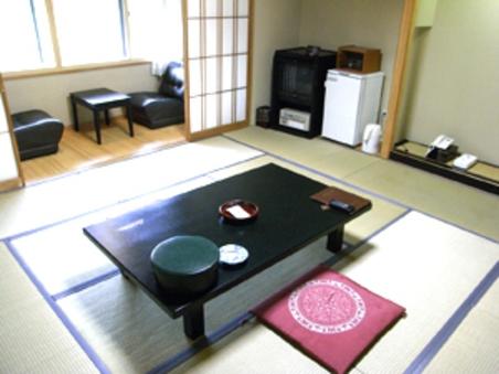 【はやま館(新館)】 和室12.5畳タイプ