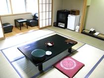 【はやま館(新館)】 和室12.5畳タイプ(一例)