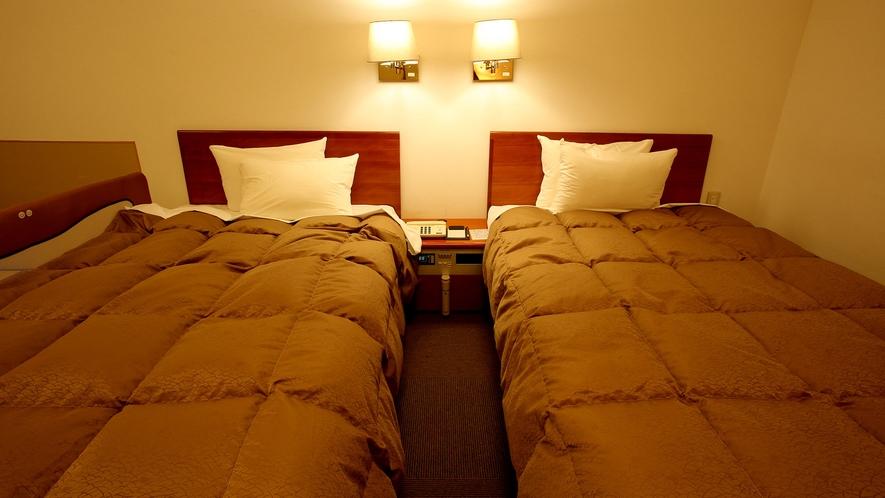 ■和洋室のベッド