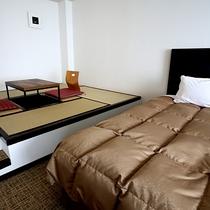 特別室の畳スペース