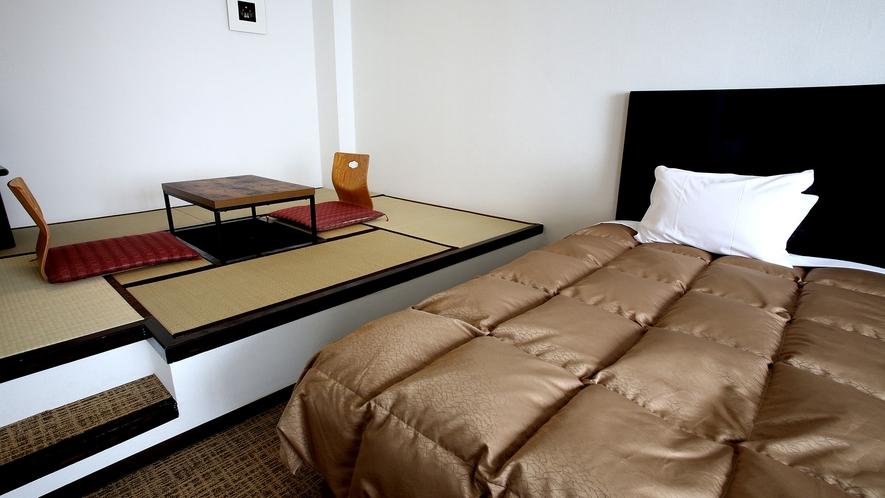 ■特別室の畳スペース