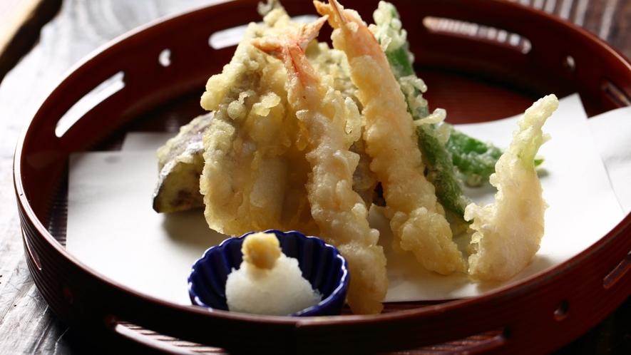 ■揚げたて天ぷら定食(ランチ)