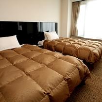 特別室のベッド
