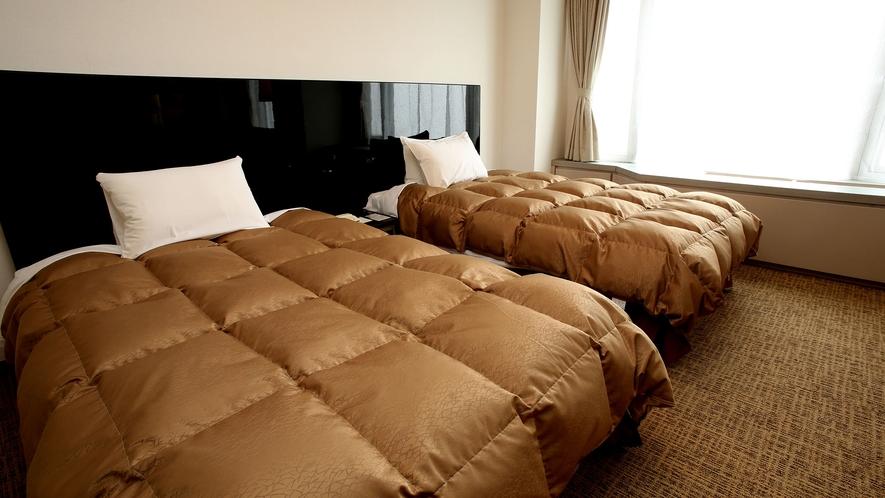 ■特別室のベッド