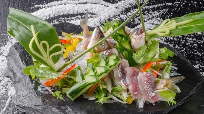 夏の味覚スペシャル♪ブランド☆とちぎ和牛&二種の鮎料理食べ比べ 涼しい! 標高950m高原の避暑地へ