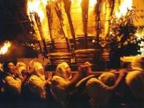 僧兵祭り-みこし