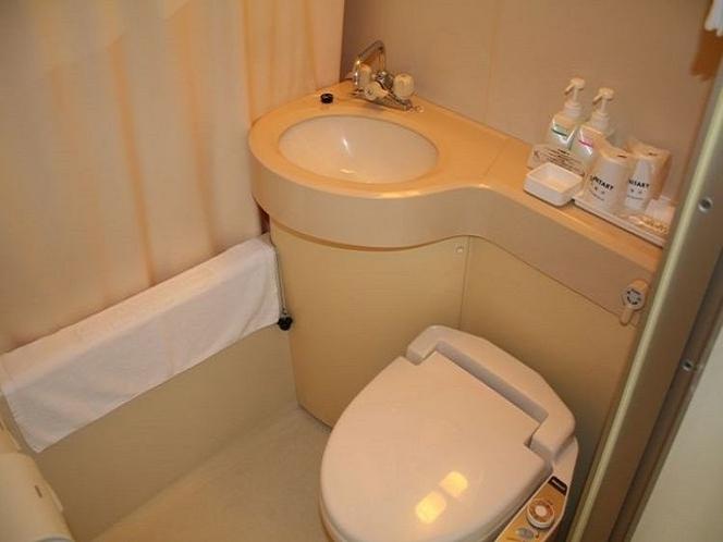 全客室☆温水洗浄便座です。