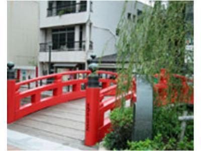 はりまや橋です☆当ホテルより徒歩7〜8分です♪