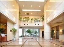 ホテル1階ロビーです♪