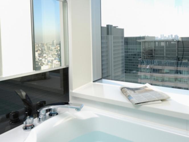 エグセクティブコーナーツイン 浴室イメージ