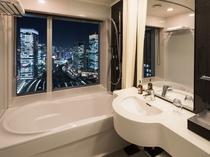 ステーションサイドタイプの浴室イメージ