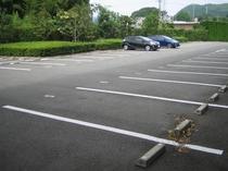 ◆無料駐車場完備~大型バスは事前にお知らせ下さい◆
