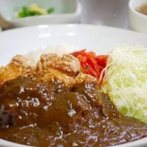 ◆「ルートインオリジナル・上田カツカリー」夕食レストラン◆