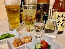 ◆大好評の「飲み放題」1,000円~◆