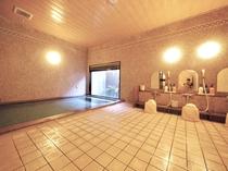 ◆女性大浴場・浴室◆