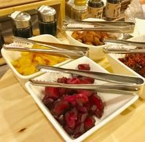 ◆ご飯のお供に~朝食バイキング◆