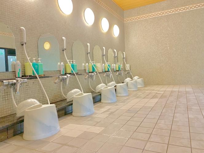 ◆男性大浴場・浴室③◆