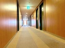 ◆館内廊下◆