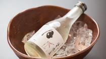 オリジナル日本酒「純米大吟醸 月」