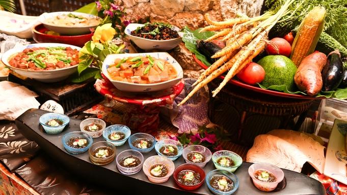 【夏秋旅セール】 鮮やかな南国の花々に囲まれて夫婦や家族とゆったりと過ごす宮古島ステイ/朝食付