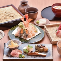 蕎麦居酒屋 彩海(リゾート内)