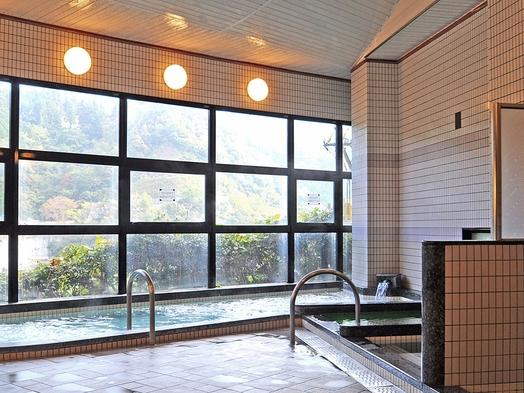 【夕朝食付特別プラン】スイートルーム限定の特別会席で伊予の小京都・大洲市での贅沢なひと時を♪
