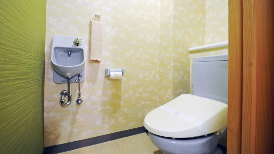 【客室】和室7~8畳:トイレ