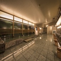 渓谷大浴場【女湯】夜景 2017リニューアルOPEN