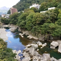 【渓谷大浴場景観IMG】