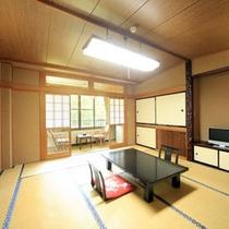 東館客室(12畳)一例