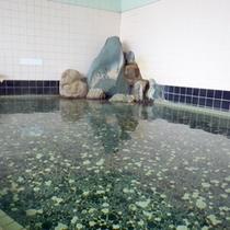 *【大浴場】天然温泉で日頃の疲れを流しましょう♪