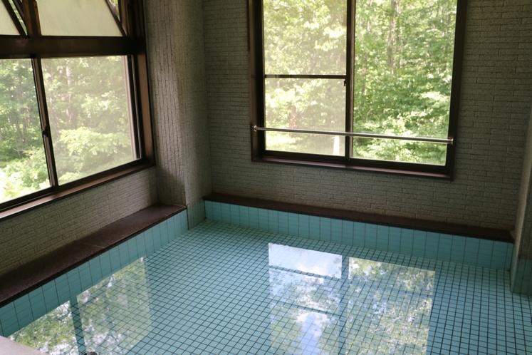 穂高岳展望風呂