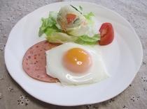 朝食(日替わり 1例)