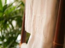 アメニティ一例 タオルは2種類