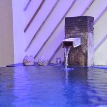 *【温泉】空の浴槽に自由に「湯原温泉の源泉」を注ぐ贅沢♪