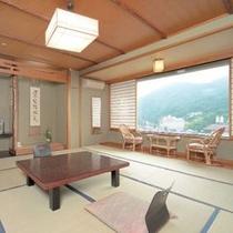 山村別館和室一例