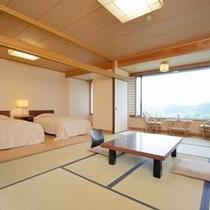 山村別館 和洋室一例
