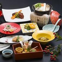 山村別館スタンダード 料理イメージ【冬】