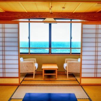 【海側】新館和室10畳