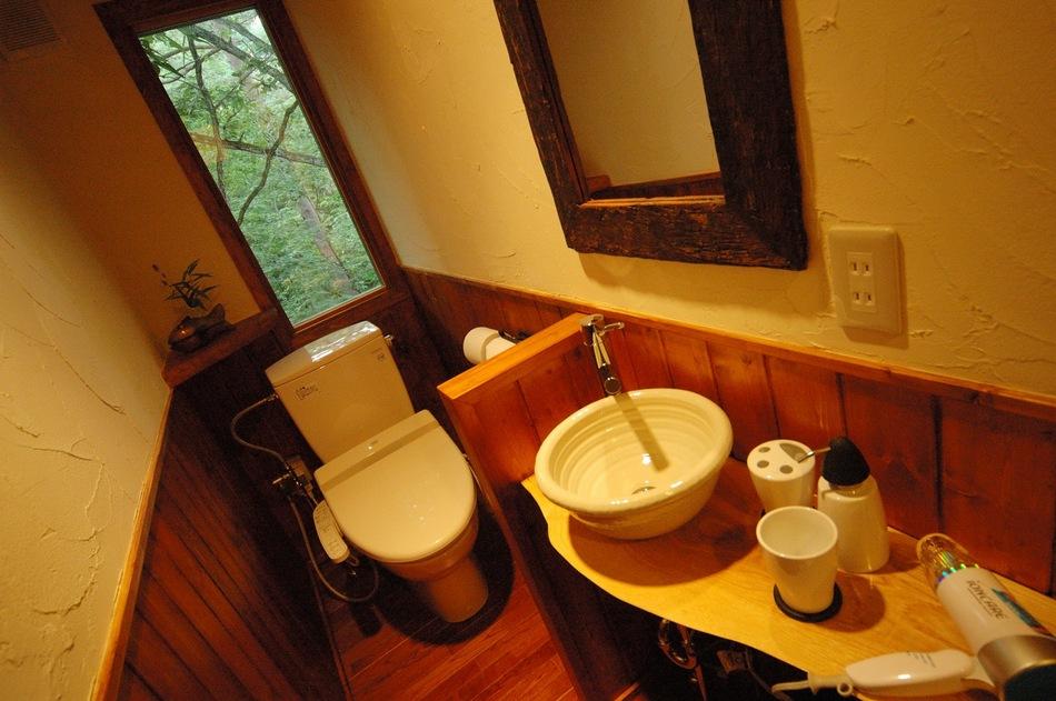 新部屋トイレ