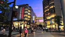 【きらめき通り】写真提供:福岡市