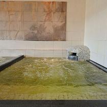 大浴場(男湯水風呂)