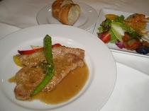夕食2011