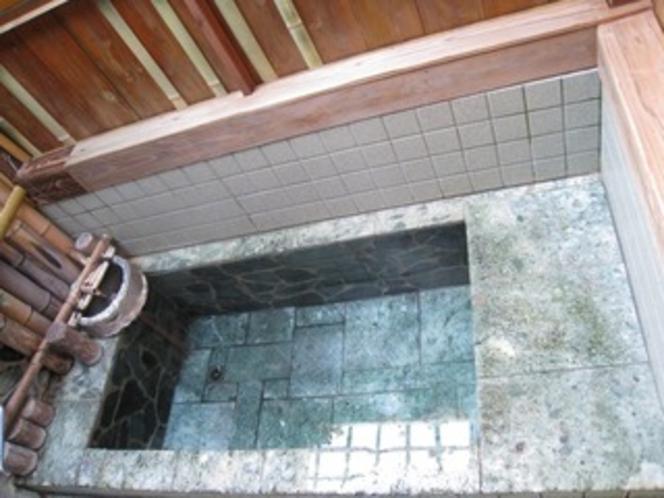 山仙 露天風呂