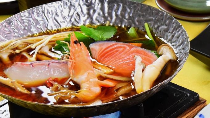 【日帰り】松茸や紅葉鯛など播磨の秋の味覚と絶景を気軽に楽しむプラン[入浴付]