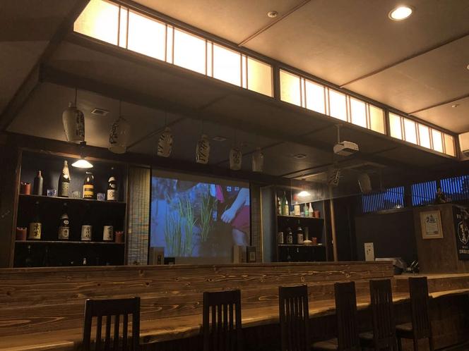 【地酒の館】おちょこ1杯から気軽に楽しめるカウンターBAR「地酒の館」