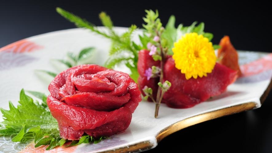 *【別注料理】会津名物桜刺し