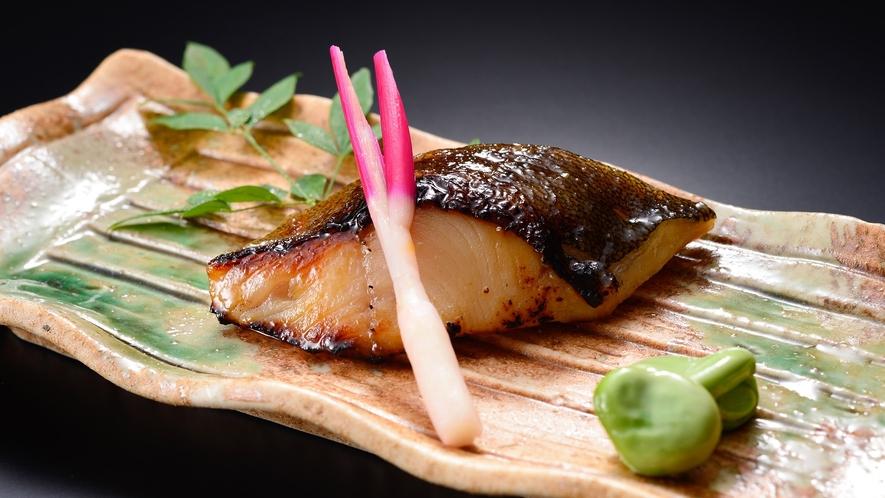 *【別注料理】銀鱈のみそ漬け焼